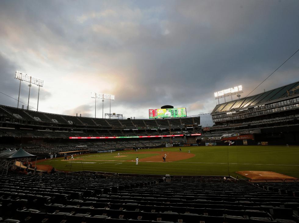 MLB autoriza a los Atléticos a explorar nuevas sedes