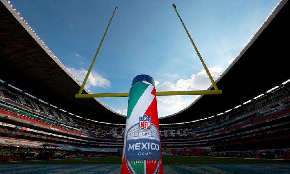 México no tendrá partido de NFL en el 2021