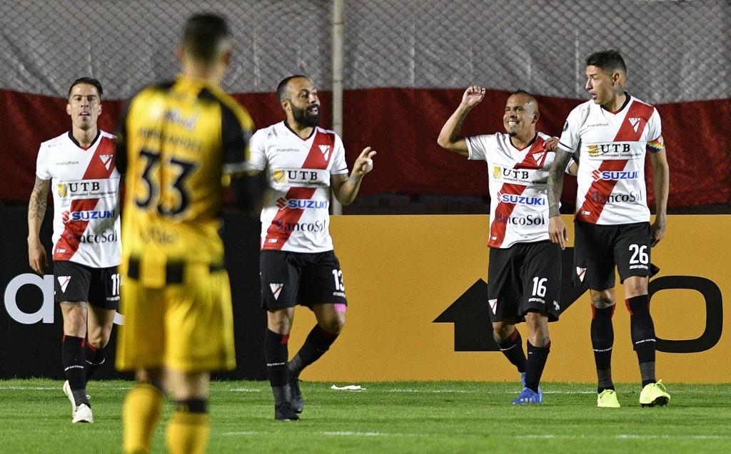 El Deportivo Táchira cayó 2-0 ante el Always Ready en la Libertadores