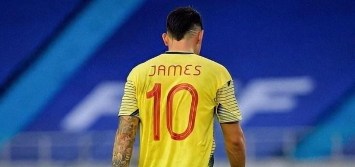 «Me faltaron al respeto»: James Rodríguez carga contra Rueda por no llevarlo a la Copa América