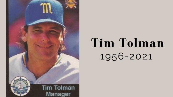 La LVBP está de luto, tras el fallecimiento del exmanager del Magallanes Tim Tolman