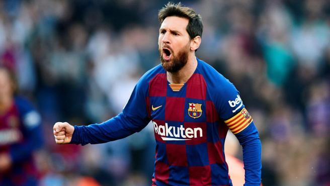 Leo Messi es libre desde hoy: ya no es jugador del FC Barcelona
