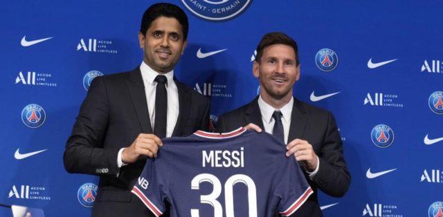 Messi cobrará 41 millones netos por temporada en el PSG