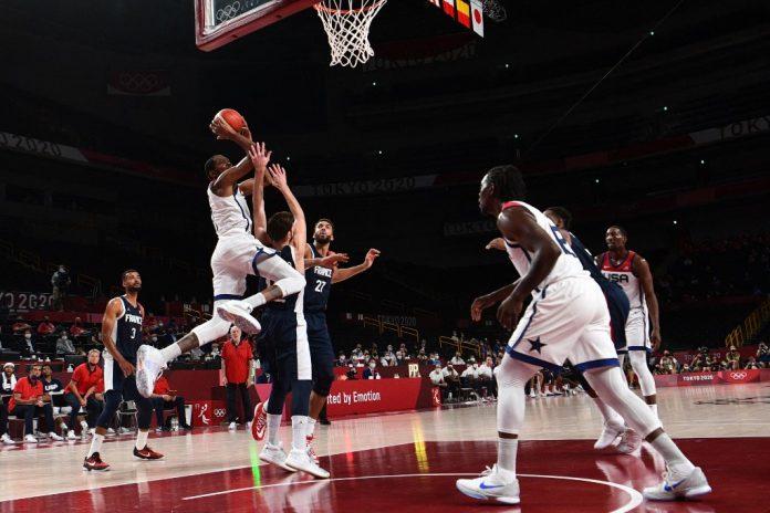 Kevin Durant tumbó a Francia y Estados Unidos ganó el oro olímpico en baloncesto
