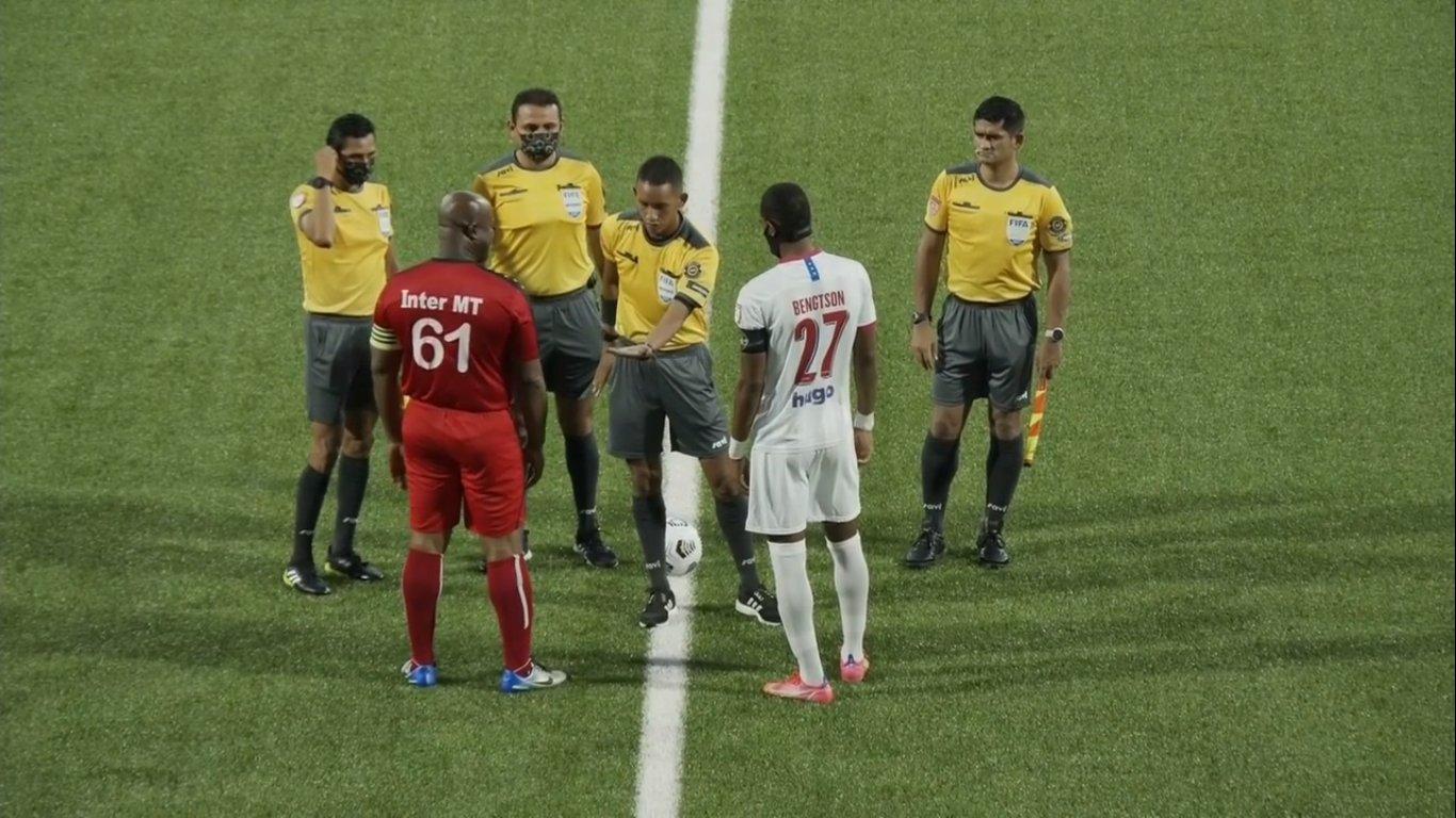 Concacaf descalifica a Olimpia de Honduras y a Inter M.T. de Surinám por las acciones del dueño del equipo surinamés