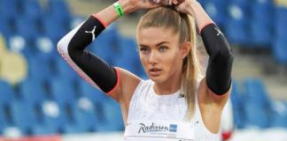 Alica Schmidt, la 'atleta más sexy del mundo' da el salto a las pasarelas tras su participación en los Juegos Olímpicos