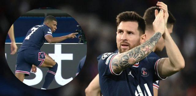 """Mbappé y el penal cedido a Messi: """"Por respeto al mejor del mundo"""""""