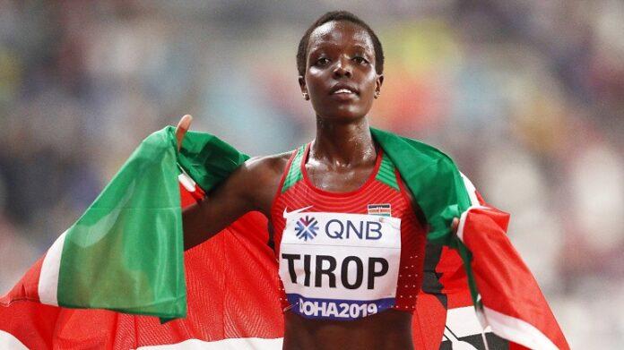 Muere apuñalada la atleta olímpica keniana Agnes Tirop