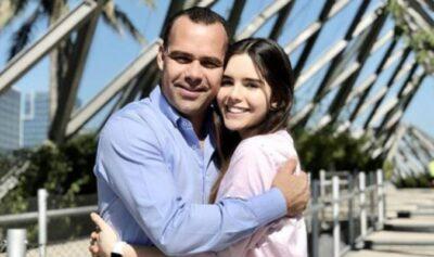 Ella es Amanda la hija de Rafael Dudamel que compite en el Miss Venezuela