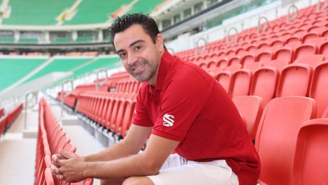 El límite salarial del Barcelona, sería un problema para fichar a Xavi