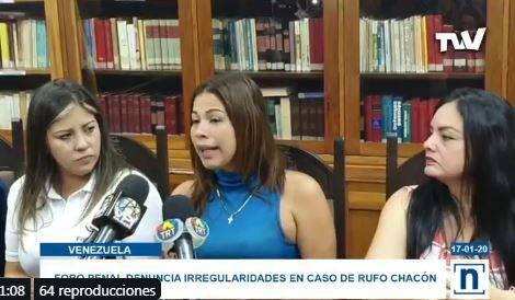 Madre de Rufo Chacón exige que agresores sean trasladados