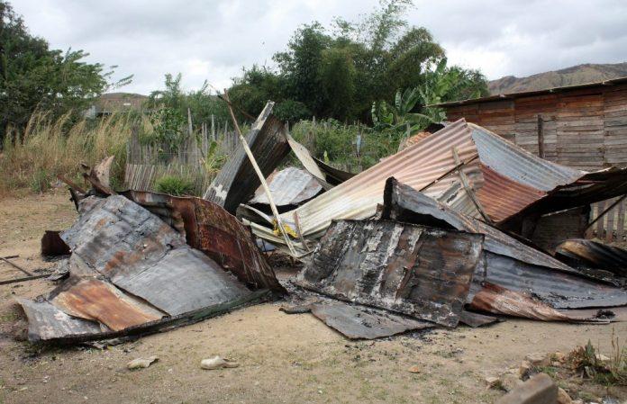 Quemó con gasolina a su ex y su compañero sentimental en Aragua