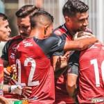 a7-Rojos celebran