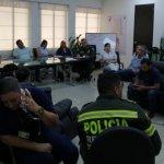Autoridades de Cúcuta