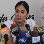 Laidy Gómez anuncia nueve casos sospechosos de coronavirus en Táchira