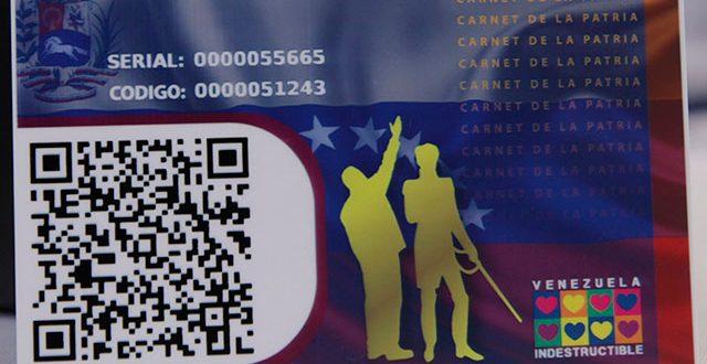 La plataforma Patria exigirá nuevos requisitos para asignar bonos