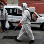 SPAIN-HEALTH-VIRUS-PANDEMIC