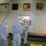 Australian police seize cruise ship black box