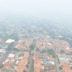 Cucuteños, desesperados por el humo, culpan a quemas en basureros del Táchira