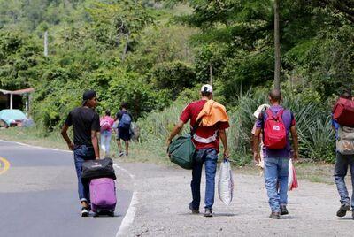 2.061 venezolanos han muerto violentamente en Colombia durante