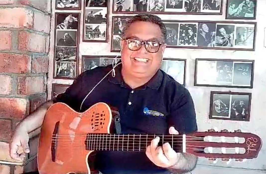 Leoncio Ontiveros: la música como espacio natural
