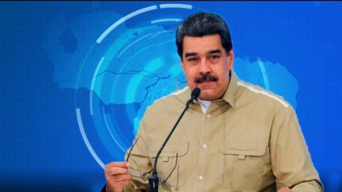 Maduro anuncia 111 casos para llegar a 1.121