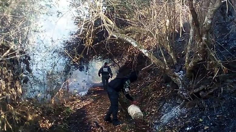 Se suicidó al ver su casa y su siembra consumidas por el fuego