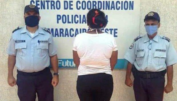 Detenida mujer que maltrataba a mordiscos su hijo de año y medio