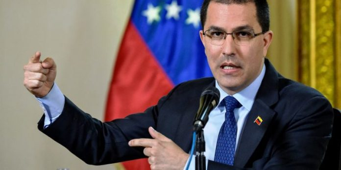 "Jorge Arreaza: El destino final de la OEA ""es el basurero de la historia"""