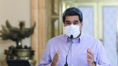 Maduro: Este año debe elegirse la nueva Asamblea Nacional
