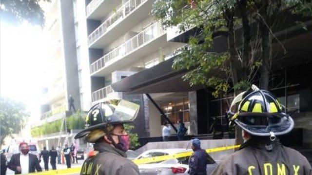 Modelo venezolana murió misteriosamente al caer de un balcón en México