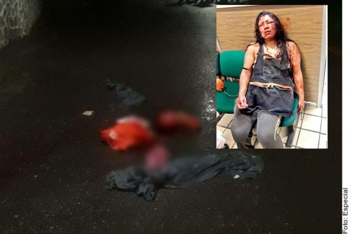 México: Mujer descuartiza a su marido de 70 años en supuesto rito satánico y casi la linchan