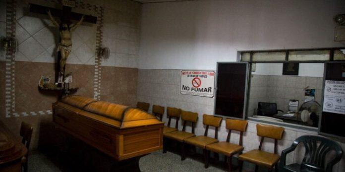 José Anaro García: Táchirenses denuncian que se les impide velar a sus familiares