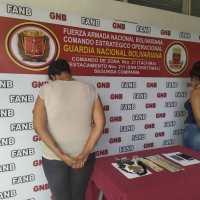 Cuatro mujeres son detenidas con marihuana en Táchira