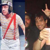 En argentina encuentran al clon de El Chavo del 8: es rockero