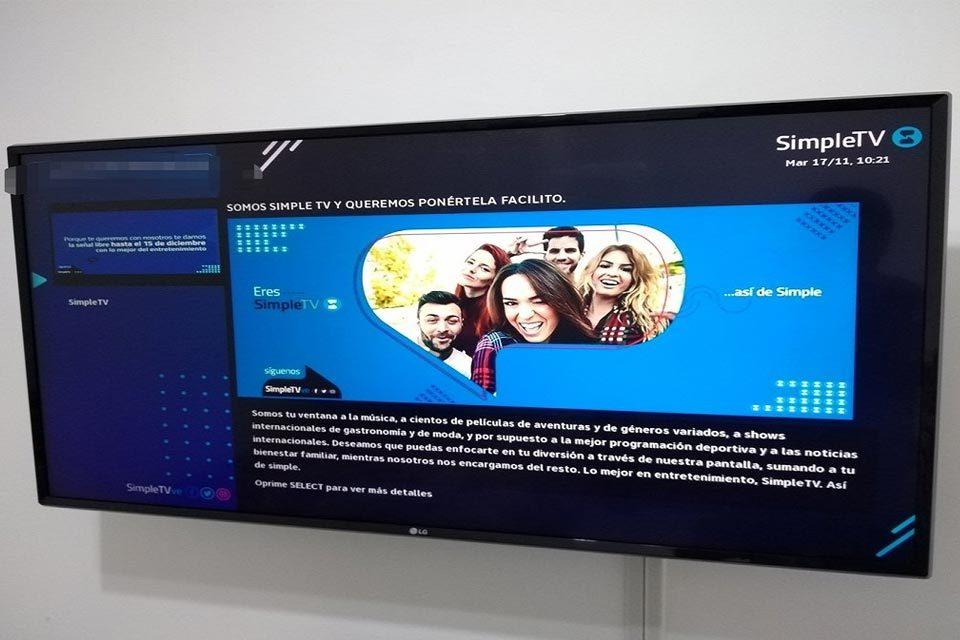 ¿Cómo activar tu cuenta y elegir un plan en SimpleTV ...