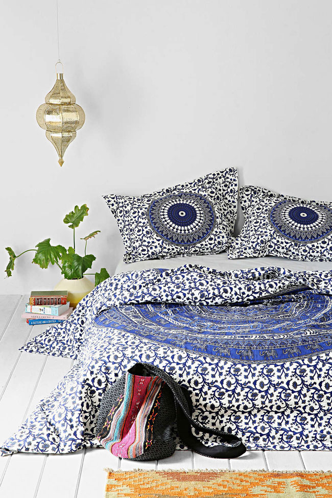 Urban Outfitters bedding