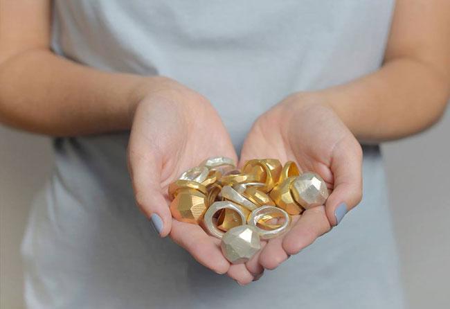 Studio Baladi jewellery