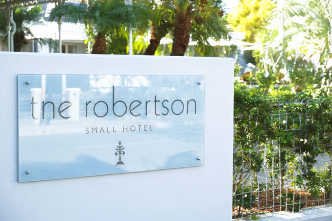 The Robertson Small Hotel
