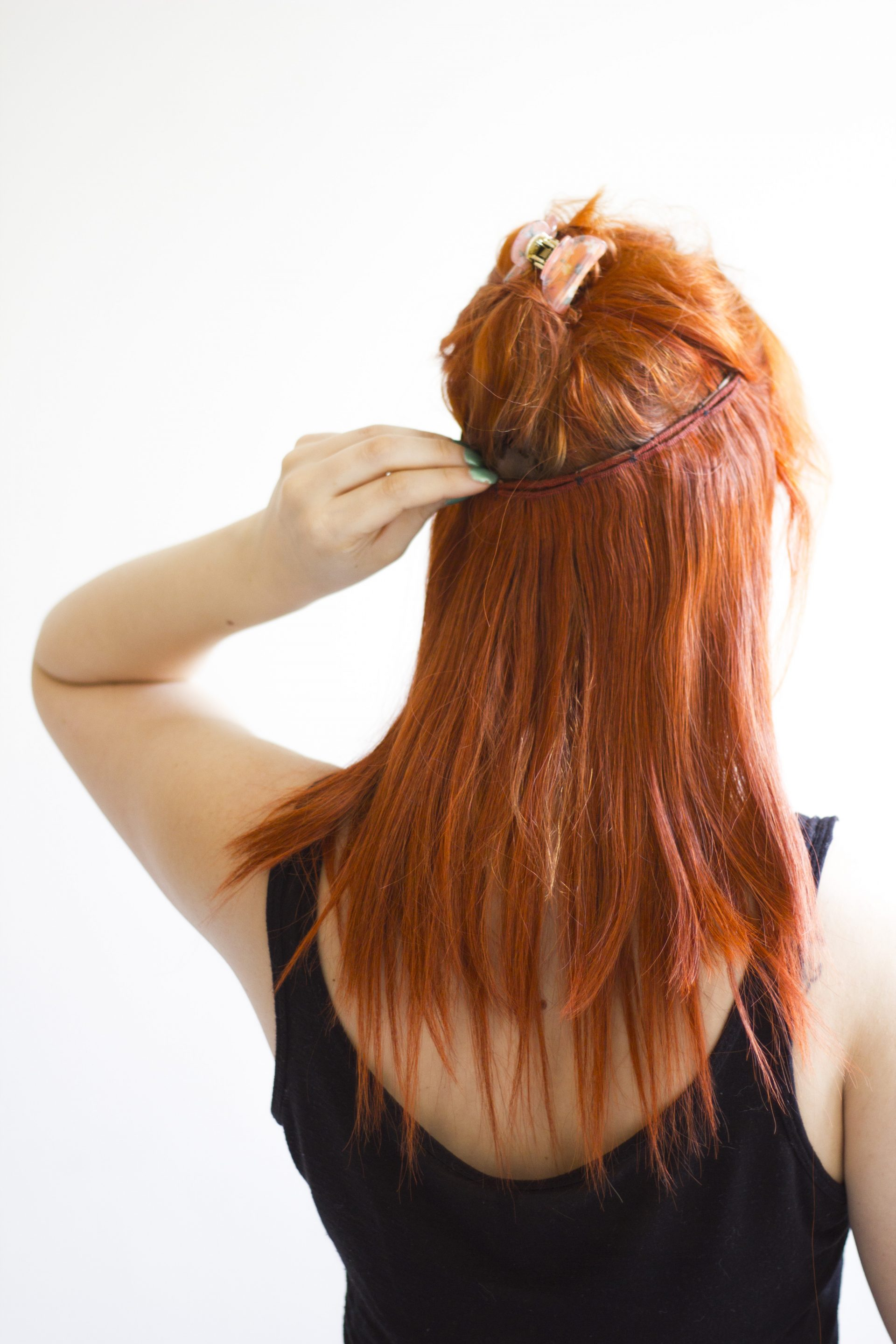 Diy Clip In Hair Extensions : extensions, Extensions