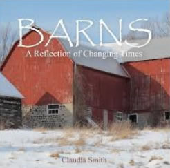 Barns: A Reflection of Changing Times book cover
