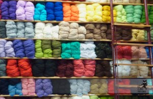 venta de lana