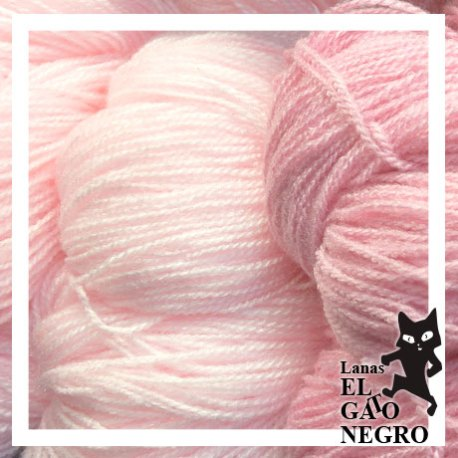 agujas lana