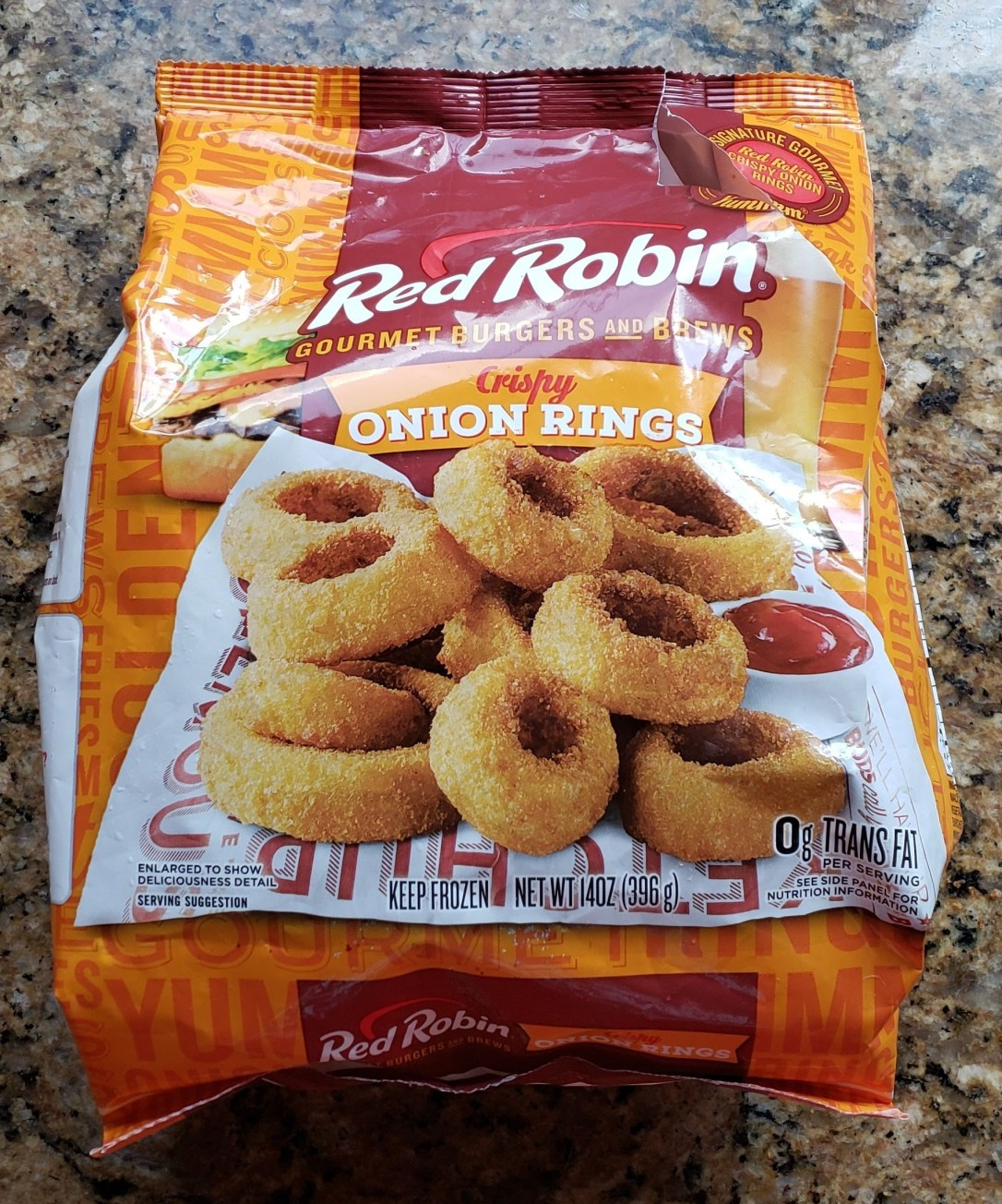 onion ring bag