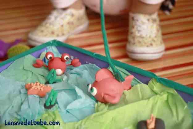 crear juguetes tu mundo marino