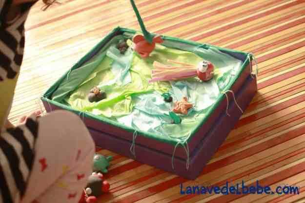 crear juguetes caseros tu mundo marino