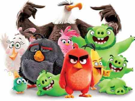 angry birds para niños