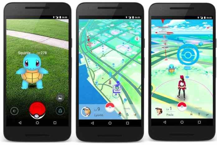 Guía de pokemon go para padres