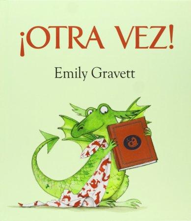 "Portada cuento ""otra vez"" de Emily Gravett"
