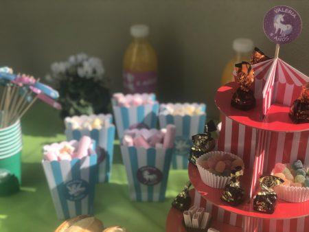 decoración fácil para cumpleaños